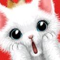 可爱小动物猫咪头像图片