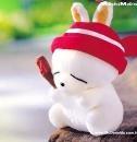 可爱小动物流氓兔头像图片