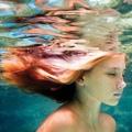 唯美水下写真