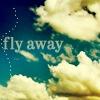 伤感的寂寞fly away头像图片