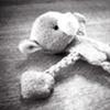 伤感的寂寞沉睡的熊头像图片