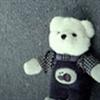 伤感的寂寞可爱熊头像图片