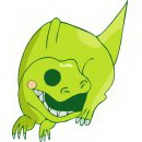 怪物可爱卡通动物头像图片1
