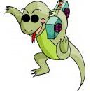 怪物可爱卡通动物头像图片22
