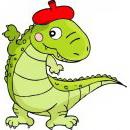 怪物可爱卡通动物头像图片27