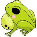 怪物可爱卡通动物头像图片28