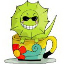 怪物可爱卡通动物头像图片3