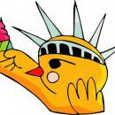 怪物可爱卡通动物头像图片32