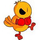 怪物可爱卡通动物头像图片9