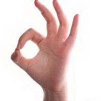 ok手势标志头像图片14
