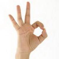 ok手势标志头像图片40