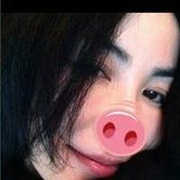 猪鼻子猪鼻孔头像图片22