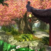 仙剑奇侠传唯美风景头像图片1