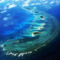 西沙群岛风光