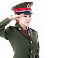 敬礼各国军人头像图片2