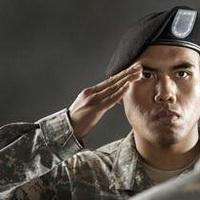 敬礼各国军人头像图片26