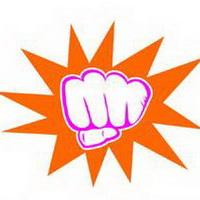 拳头手掌加油奋斗头像图片1