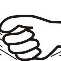拳头手掌加油奋斗头像图片10