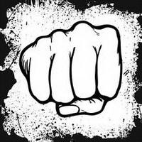 拳头手掌加油奋斗头像图片17
