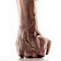 拳头手掌加油奋斗头像图片19