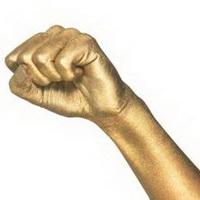 拳头手掌加油奋斗头像图片20