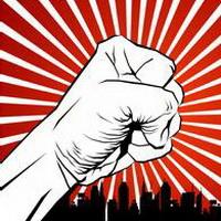 拳头手掌加油奋斗头像图片25