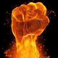 拳头手掌加油奋斗头像图片31