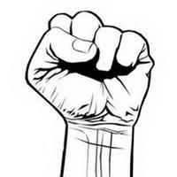 拳头手掌加油奋斗头像图片32