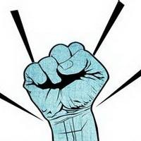 拳头手掌加油奋斗头像图片4