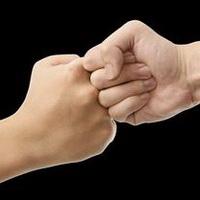 拳头手掌加油奋斗头像图片5