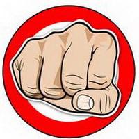 拳头手掌加油奋斗头像图片6