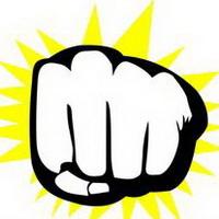 拳头手掌加油奋斗头像图片9
