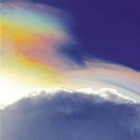 云朵七彩祥云雷暴云头像图片10