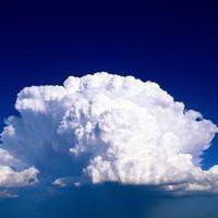 云朵七彩祥云雷暴云头像图片13