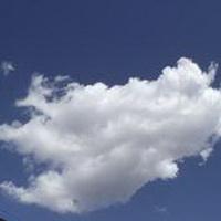 云朵七彩祥云雷暴云头像图片14