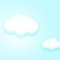 云朵七彩祥云雷暴云头像图片20