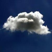 云朵七彩祥云雷暴云头像图片23
