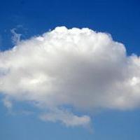 云朵七彩祥云雷暴云头像图片30