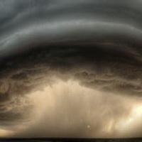 云朵七彩祥云雷暴云头像图片31