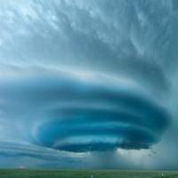 云朵七彩祥云雷暴云头像图片40