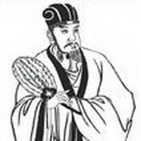 羽扇纶巾周瑜诸葛亮头像图片16