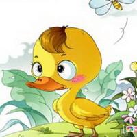 丑小鸭卡通头像图片12