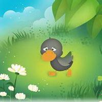 丑小鸭卡通头像图片14