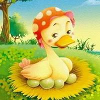 丑小鸭卡通头像图片15