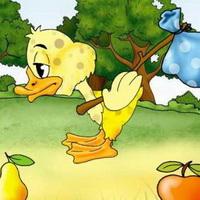 丑小鸭卡通头像图片17