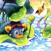 丑小鸭卡通头像图片27