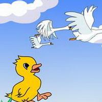丑小鸭卡通头像图片28