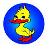 丑小鸭卡通头像图片4