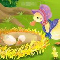 丑小鸭卡通头像图片5