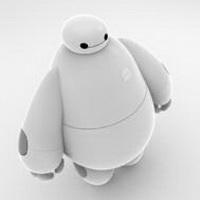 大白萌神卡通超能陆战队机器人头像图片29